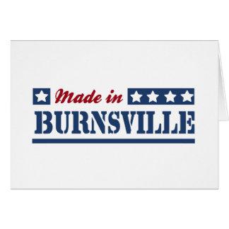 Made in Burlington Greeting Card