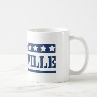 Made in Burlington Classic White Coffee Mug