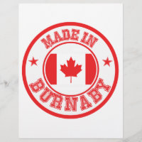 Made In Burnaby