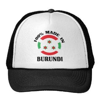 Made In Burundi Hat