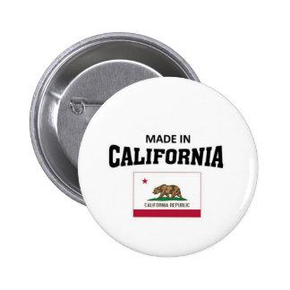 Made in California Pin