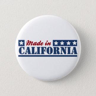Made In California Pinback Button