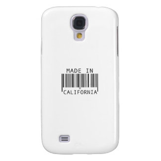 Made in California Samsung S4 Case