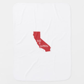 Made In California Swaddle Blanket