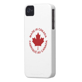 Made In Canada Blackberry Bold Case