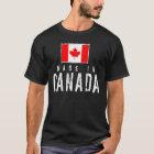 Made In Canada - dark T-Shirt