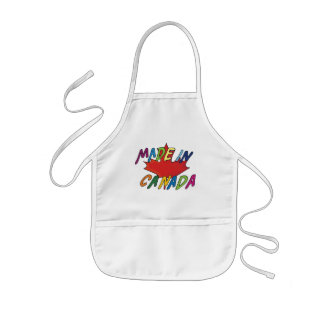 Made In Canada Kids' Apron