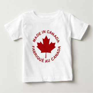 Made In Canada Kids Shirt
