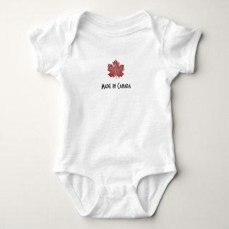 Made in Canada, Maple Leaf bodysuit