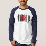 Made In Canada T-Shirt Barcode 3