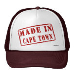 Made in Cape Town Hat