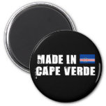 Made in Cape Verde 2 Inch Round Magnet