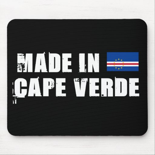 Made in Cape Verde Mouse Mats