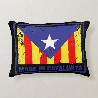 Made in Catalonia Accent Pillow