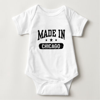 Made in Chicago Baby Bodysuit