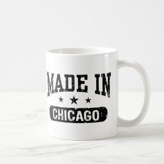 Made in Chicago Coffee Mugs