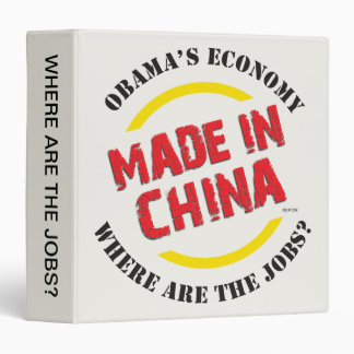 Made In China 3 Ring Binder