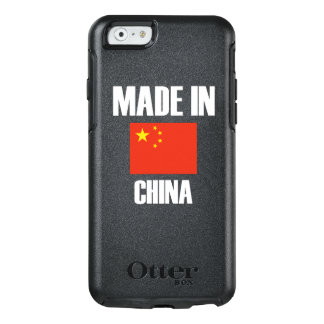 Made In China Flag OtterBox iPhone 6/6s Case