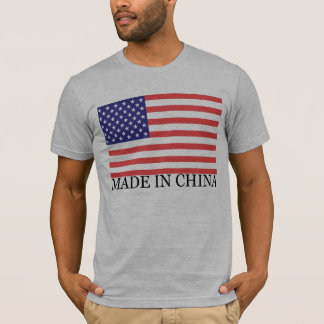 MADE IN CHINA FLAG T-Shirt
