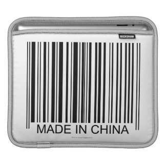 Made in China iPad Sleeve