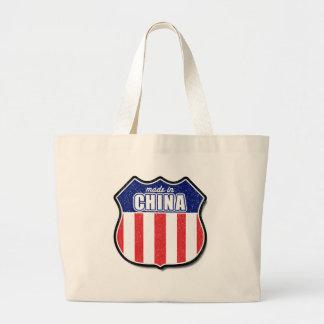 Made in China Jumbo Tote Bag