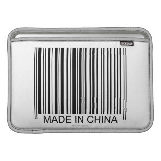 Made in China MacBook Air Sleeves