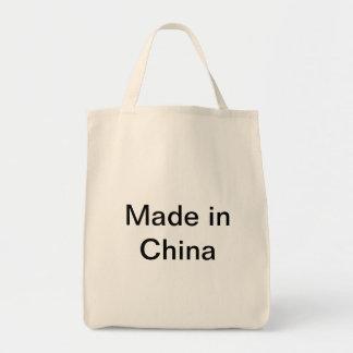 Made in China Organic Bag
