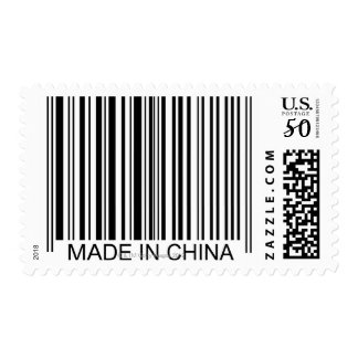 Made in China Postage