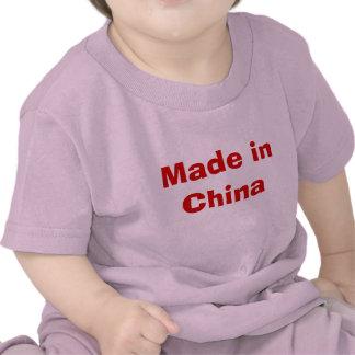 Made in China Tee Shirts