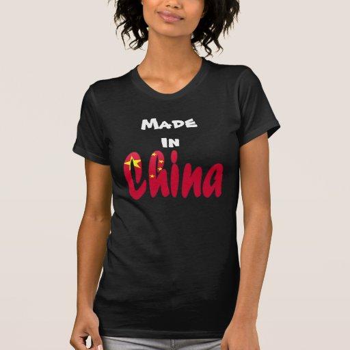 Made in China Tshirts
