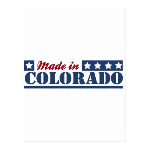Made In Colorado Postcards