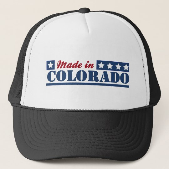 Made In Colorado Trucker Hat