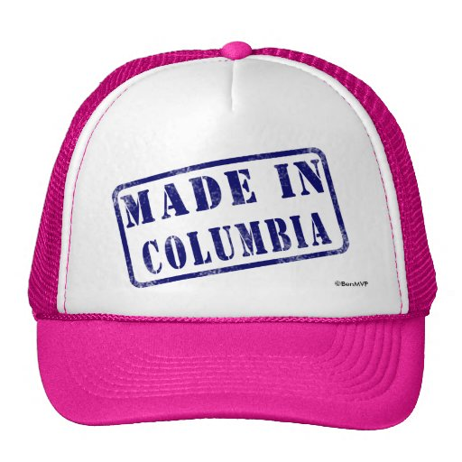 Made in Columbia Trucker Hat