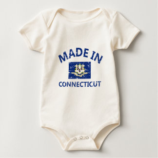 Made in Connecticut Baby Bodysuit