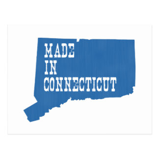 Made In Connecticut Postcard