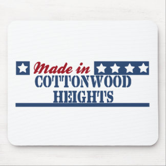 Made in Cottonwood Heights Mouse Pad