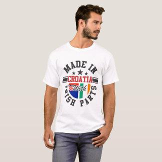 MADE IN CROATIA WITH IRISH PARTS T-Shirt