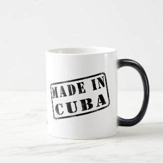 Made in Cuba Magic Mug