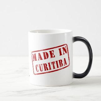 Made in Curitiba Magic Mug