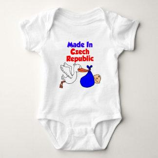 Made In Czech Republic Baby Bodysuit