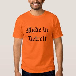 Made in Detroit Tee Shirt