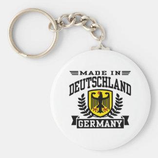 Made In Deutschland Key Chains