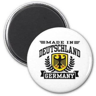 Made In Deutschland Refrigerator Magnets