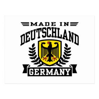 Made In Deutschland Postcard