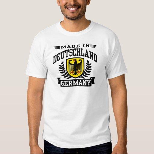Made In Deutschland Shirts