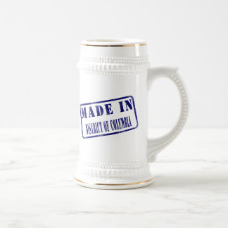 Made in District of Columbia Mug