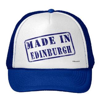 Made in Edinburgh Trucker Hat