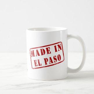 Made in El Paso Coffee Mug