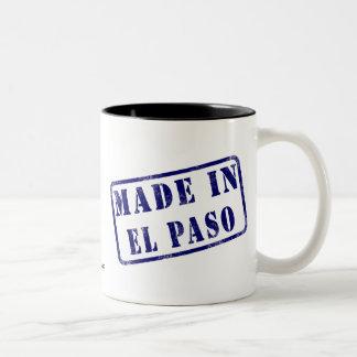 Made in El Paso Two-Tone Coffee Mug