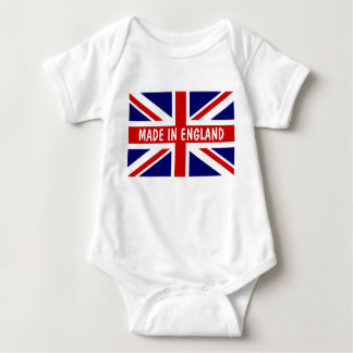 Made in England baby clothes Baby Bodysuit